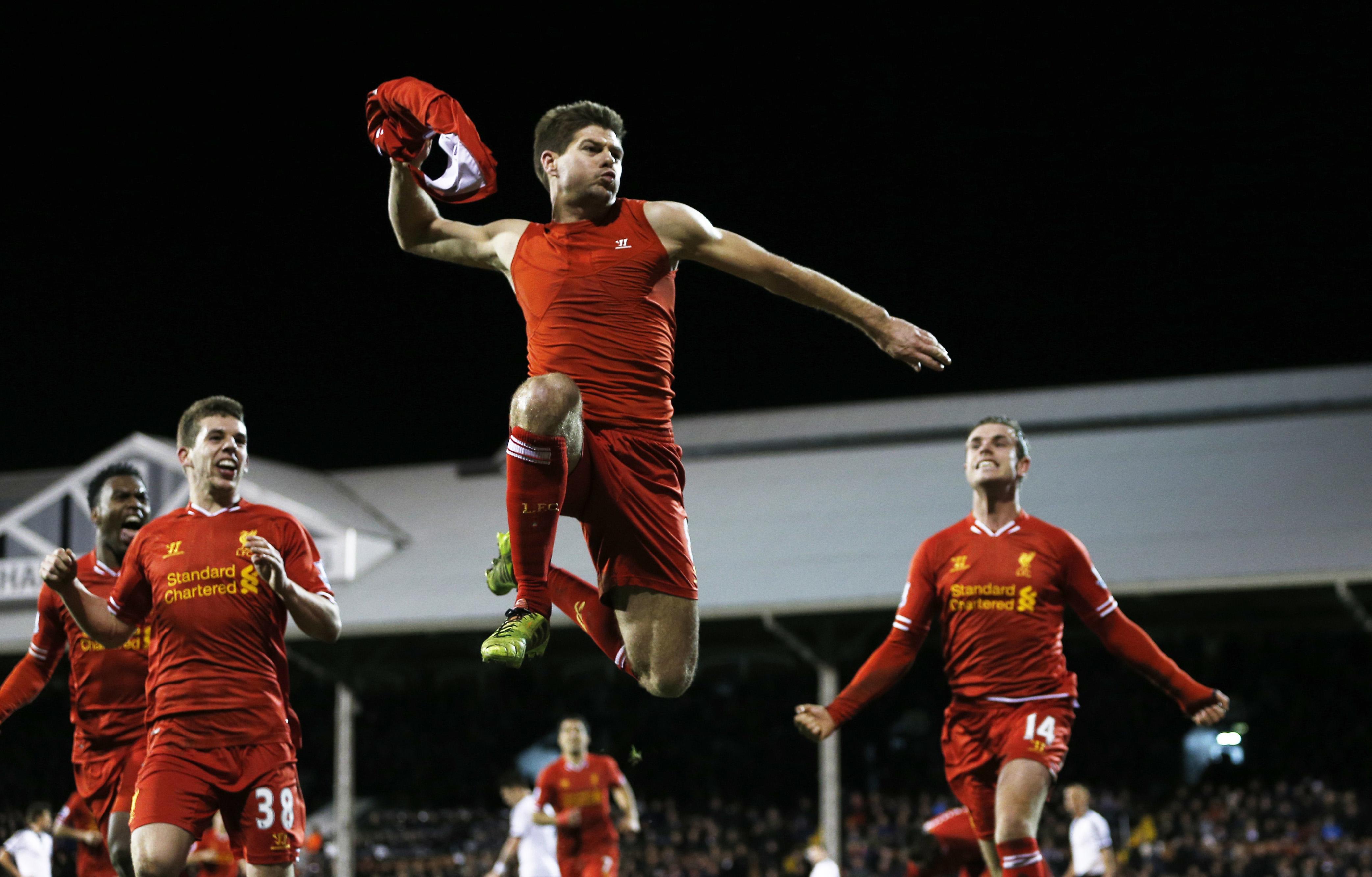Gerrard profile image